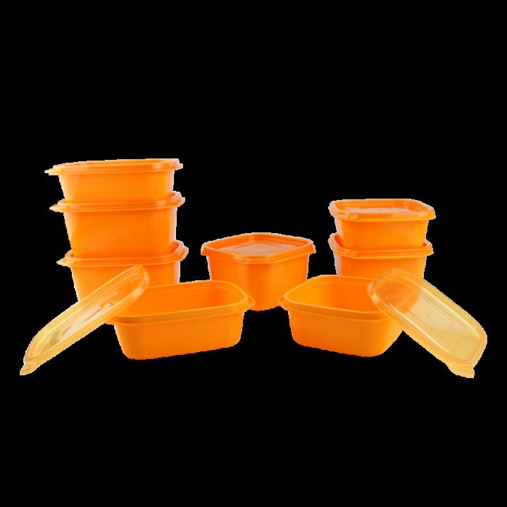 807-10 Orange Golden Dragon Houseware